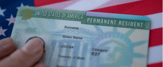 Texas Green Card Laws