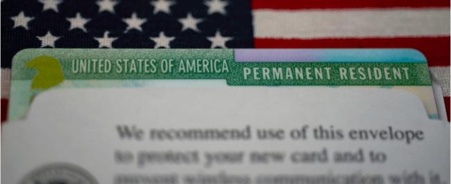 immigration divorce green card
